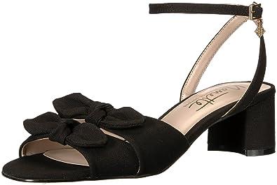 cc128a372e25 Amazon.com  Nanette Lepore Women s Danielle Heeled Sandal  Shoes