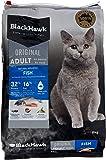 Black Hawk -Dry Cat Food, Fish, 8kg