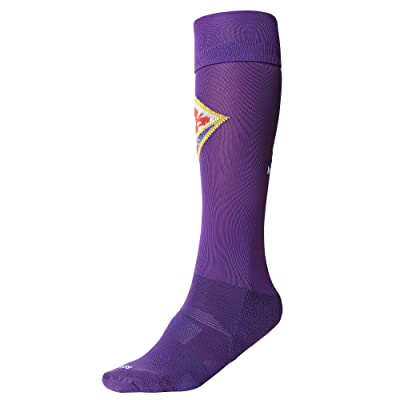 2016 Fiorentina Home Football Socks (Purple)