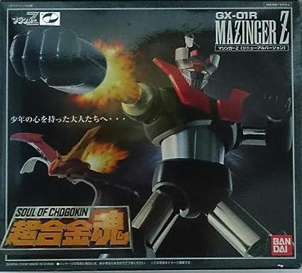 Soul of Chogokin GX-01 Maginger Z