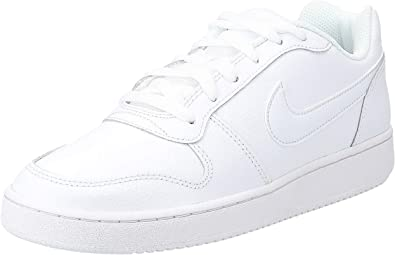 consumirse Aditivo Pigmalión  Amazon.com | Nike Ebernon Low Basketball Shoe | Fashion Sneakers