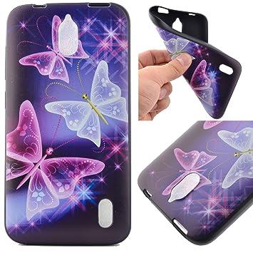 y625 móvil, Huawei y625 móvil, anlike [fina de silicona ...