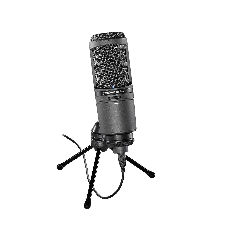 Audio-Technica AT2020USBi Cardioid Condenser USB Microphone