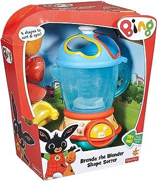 Bing Mattel DFY65 - Fisher-Price Brenda la licuadora - Destreza ...