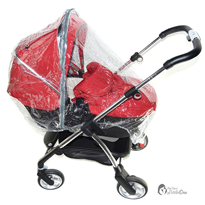 Raincover Storm Cover Compatible with Abc Design Turbo 6 Carrycot