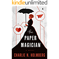 The Paper Magician (The Paper Magician Series, Book 1) book cover