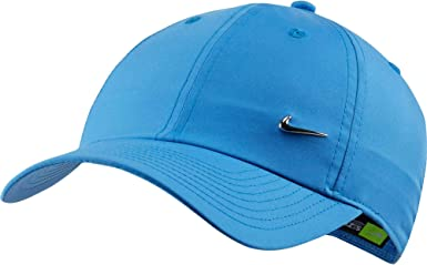 preposición diversión Cambio  Nike U Nk H86 Cap Metal Swoosh: Amazon.co.uk: Clothing