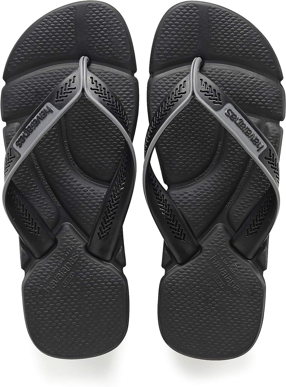 Grippy... Havaianas Men/'s Power Flip Flop Sandals Comfort Designed Footbed