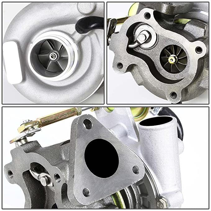 Audi/VW/Ford/Volvo/Nissan T15 Turbocompresor wastegate interno con turbina a/R .35: Amazon.es: Coche y moto