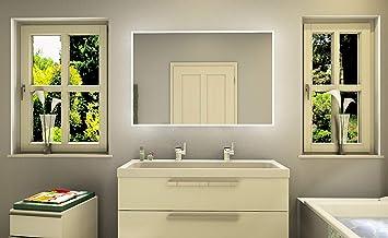 Led Beleuchteter Badspiegel Badezimmerspiegel Mit Led