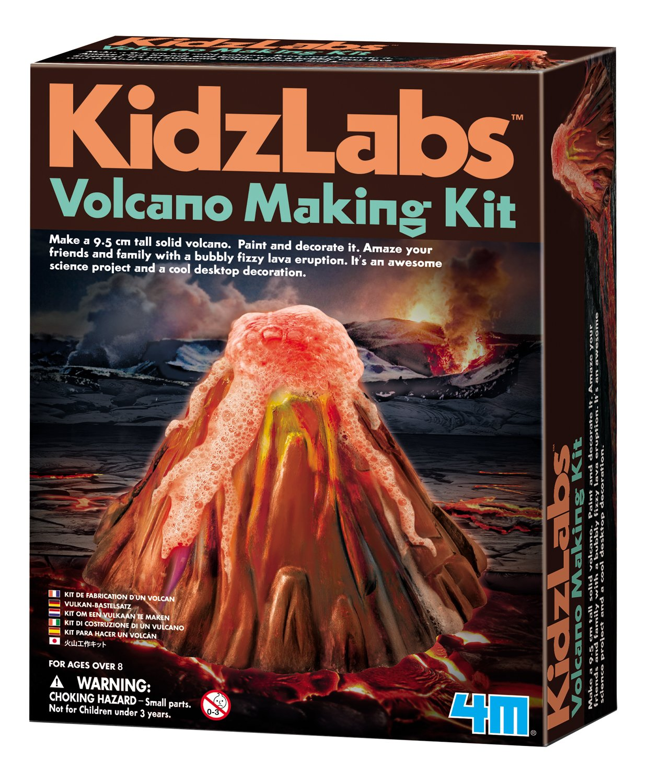Volcano Making Kit- Best Science Toys for kids