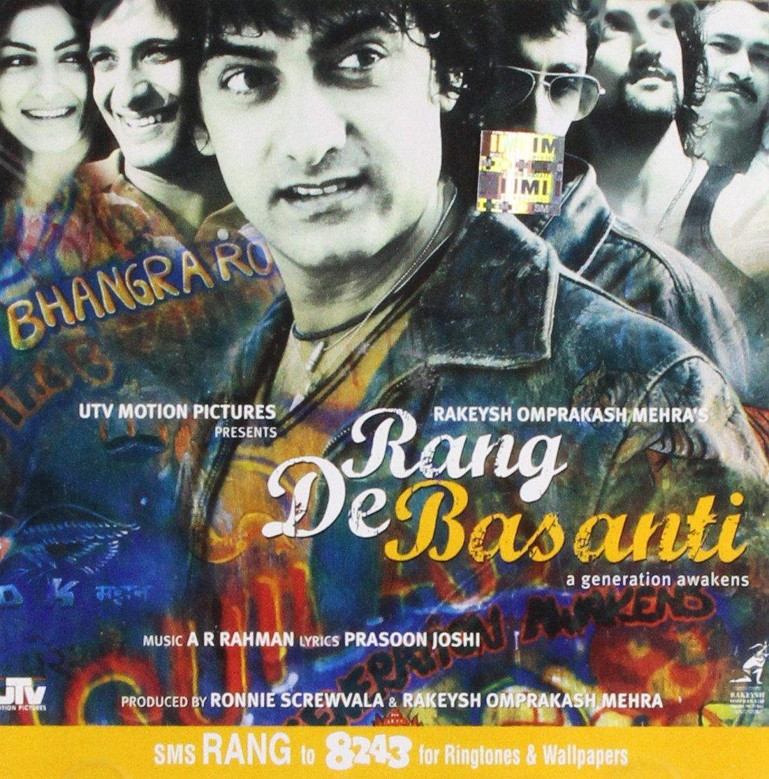 aamir khan rang de basanti songs free download