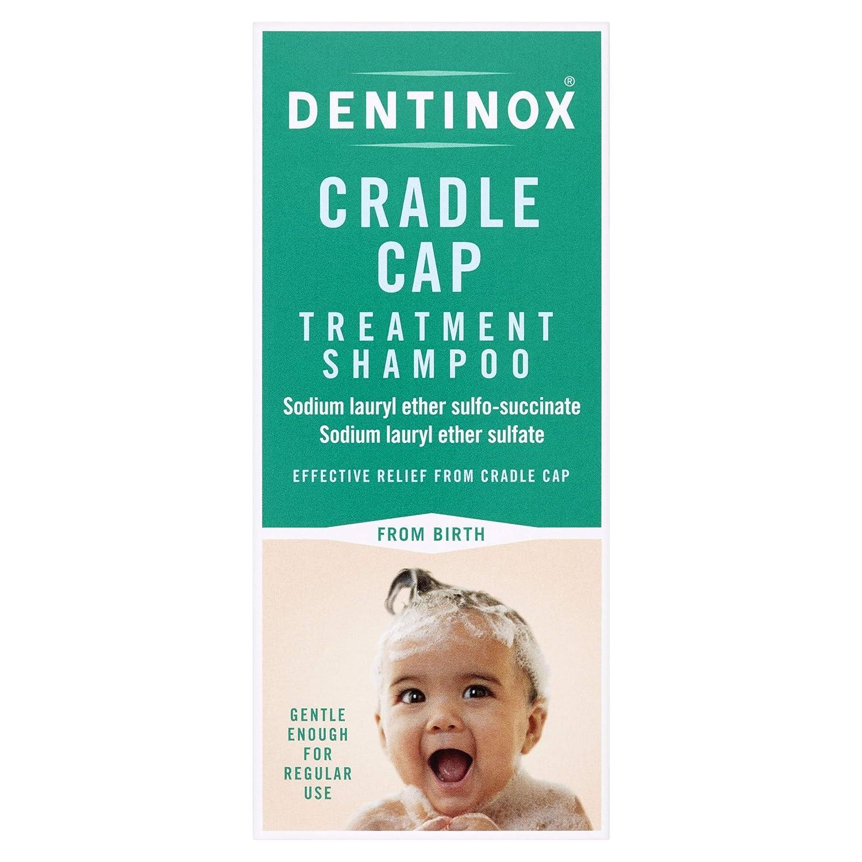 Dentinox Cradle Cap Baby Shampoo 125ml Dendron Ltd 100732049 10279.3