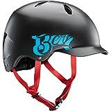 Bern Unlimited Bandito EPS Matte Finish Snow Helmet with Black Liner