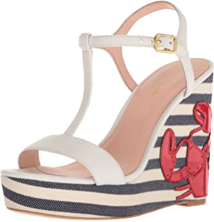 c228e5301321 Amazon.com  Kate Spade New York Women s Dallas Wedge Sandal  Shoes