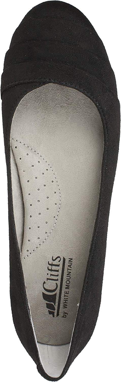 CLIFFS BY WHITE MOUNTAIN Shoes Clara Womens Flat