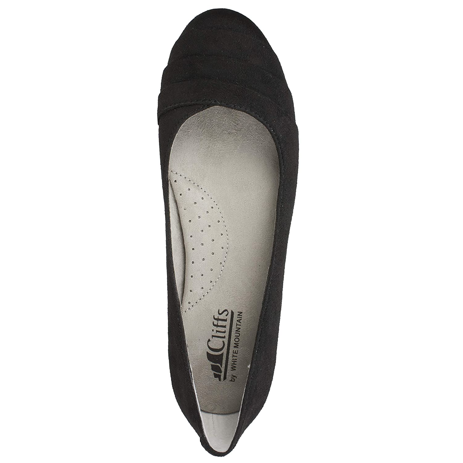 CLIFFS BY WHITE MOUNTAIN Shoes Clara Womens Flat