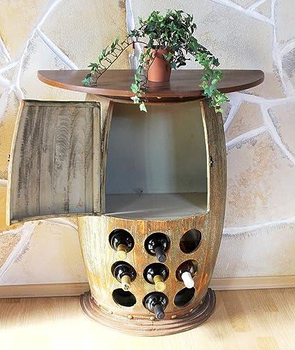 Dandibo Table Murale Table Tonneau A Vin Nr 1500 Armoire