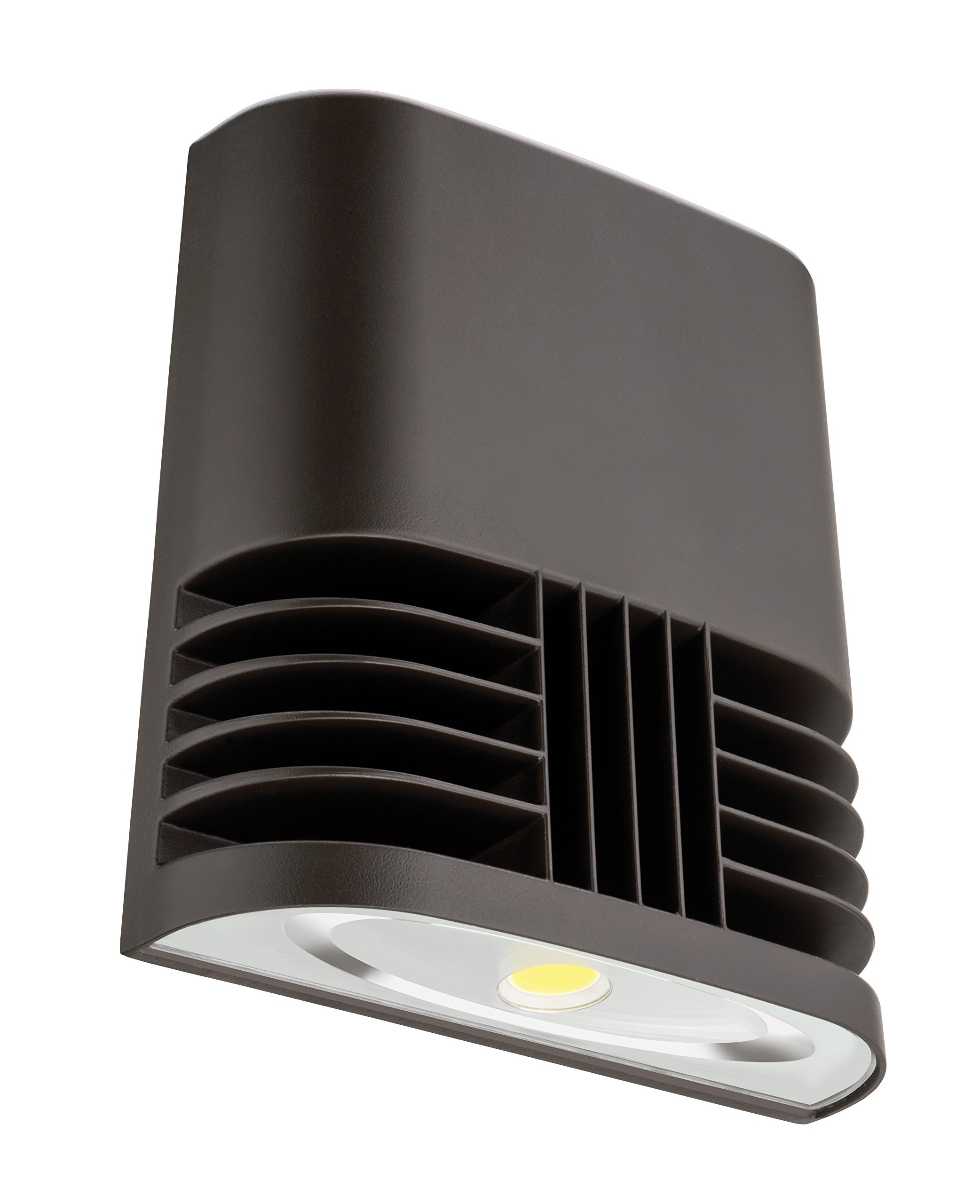Lithonia Lighting OLWX1 LED 20W 40K M4 Contractor Select LED Wall Pack Dark Bronze by Lithonia Lighting
