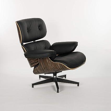 Enjoyable Amazon Com Golval Modern Classic Lounge Chair Ottoman Bralicious Painted Fabric Chair Ideas Braliciousco