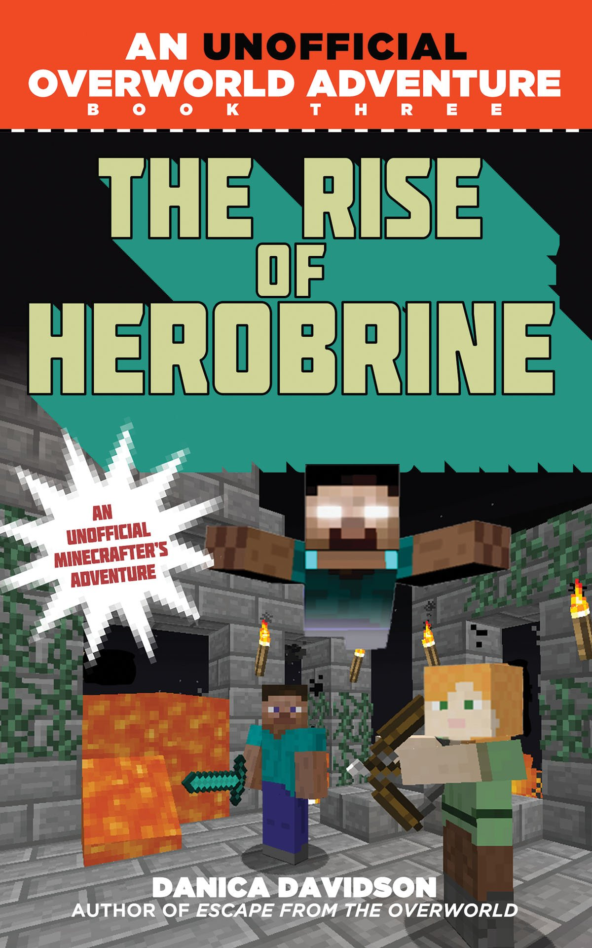 Rise Herobrine Unofficial Overworld Adventure product image