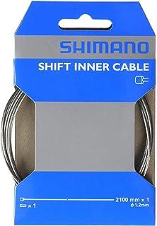 Shimano Y80098022 Bremszug Set mit Bremszug Aussenhülle für MTB Rennrad