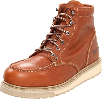 Amazon.com  Timberland PRO Men s Barstow Wedge Work Boot  Shoes a4b23a4cec28