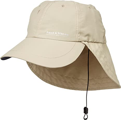 0c531b5f851c12 Image Unavailable. Image not available for. Color: Field & Stream Men's NFZ  Evershade Drop Shade Baseball Hat ...