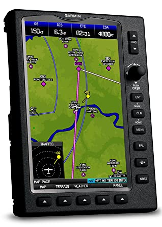 Amazoncom Garmin GPSMAP Color Portable Aviation GPS Cell - Gps amazon com