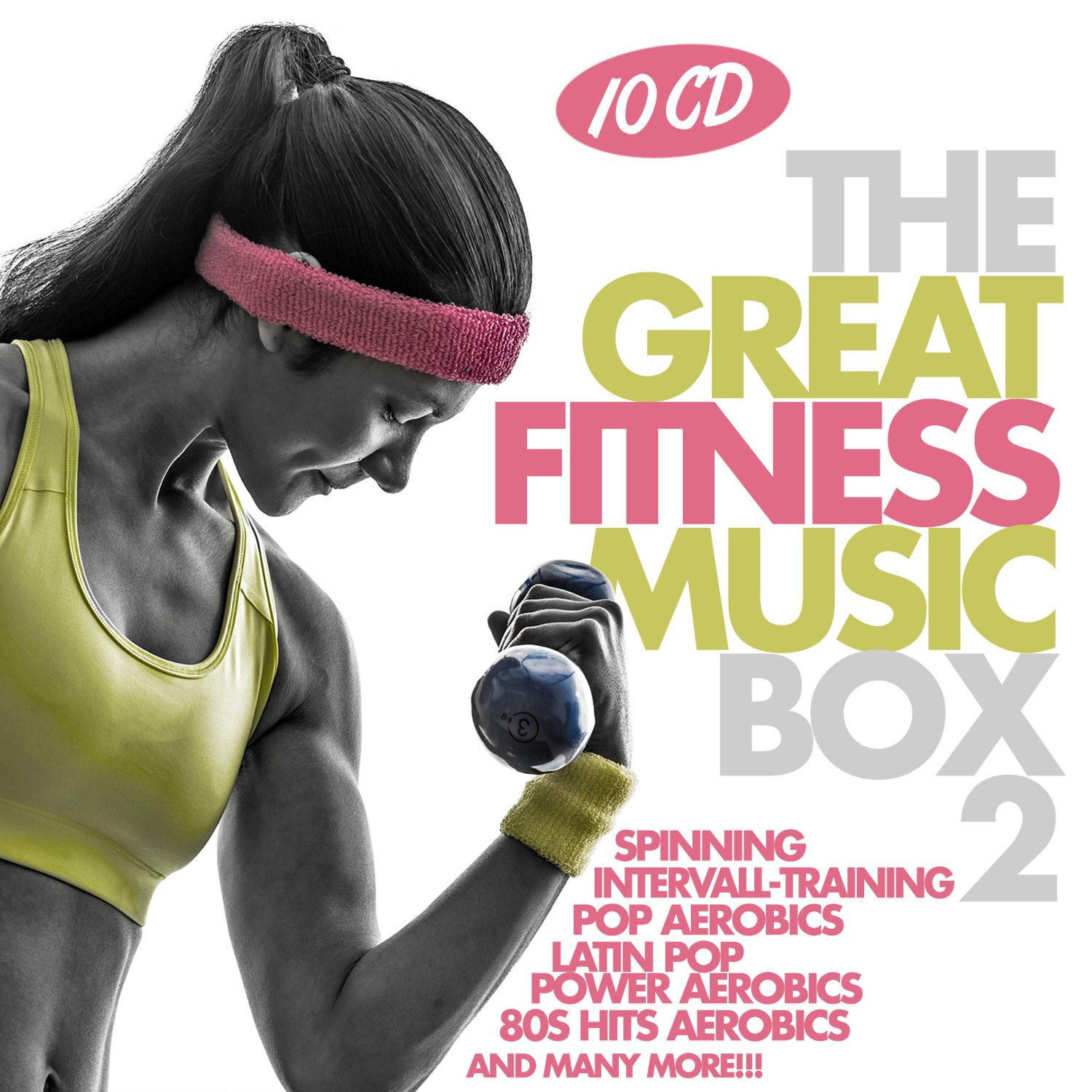 The Great Fitness Music Box Vo: Various Artists: Amazon.es: Música