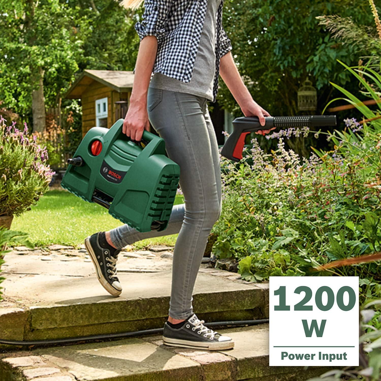 Kleine Hochdruckreiniger für Haushalt, Freizeit und Garten