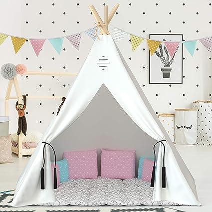 Amazon.com: Tienda de campaña infantil Teepee de Natures ...
