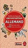 Guide pratique de conversation allemand