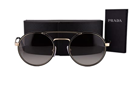 9ba208b540a Image Unavailable. Image not available for. Color  Prada PR51SS Cinema  Sunglasses ...