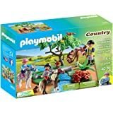 PLAYMOBIL Country Horseback Ride Playset