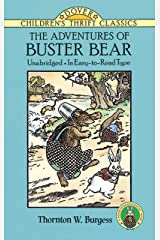 The Adventures of Buster Bear (Dover Children's Thrift Classics) Paperback