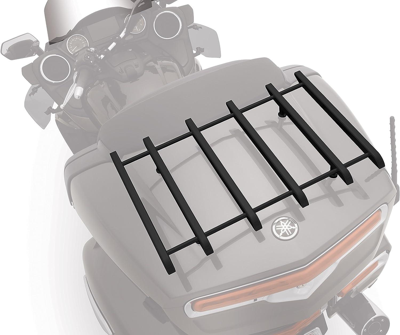 Show Chrome Accessories 91-307BK Black Vantage Rack