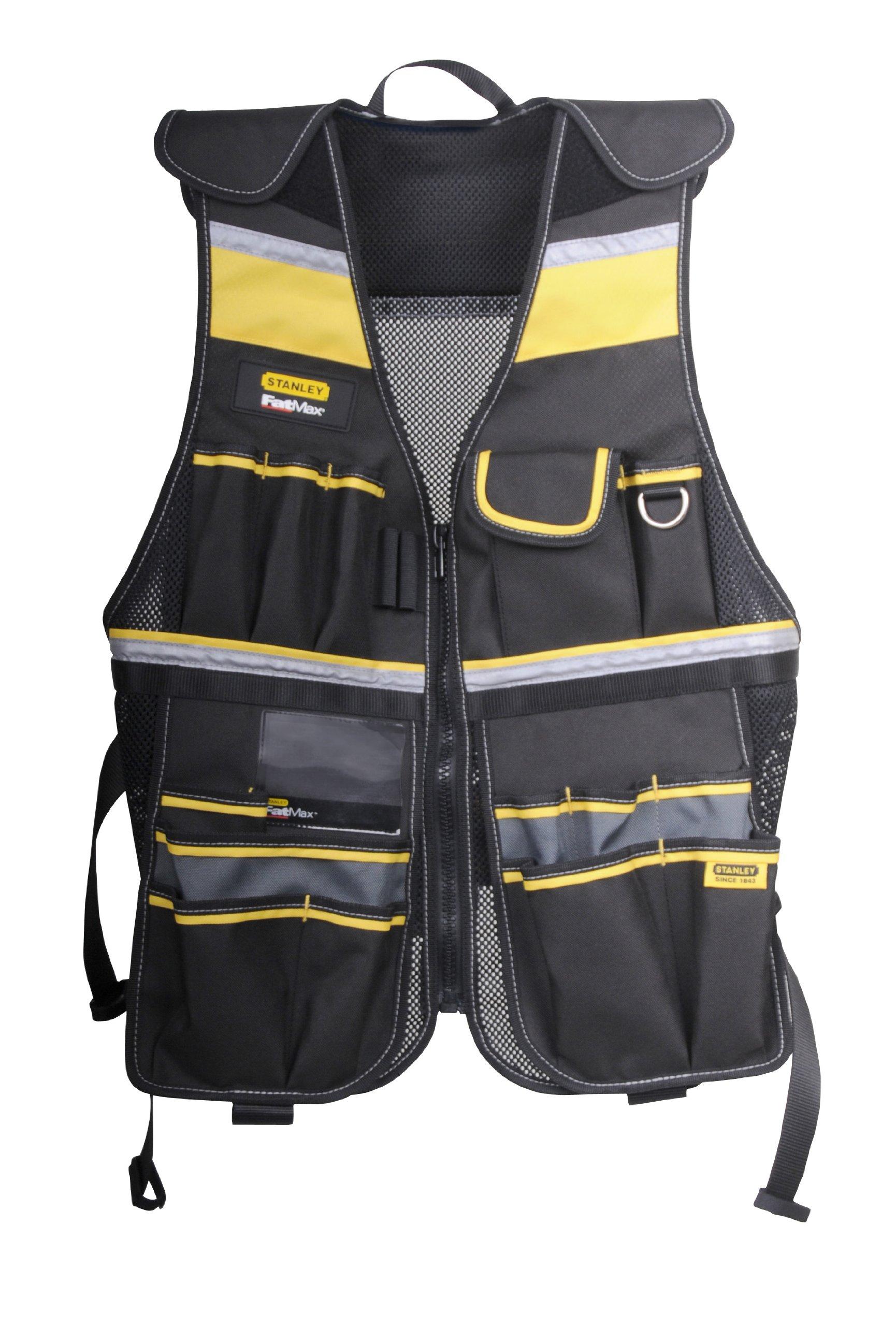 Stanley FMST530201 Fatmax Tool Vest by Stanley (Image #1)