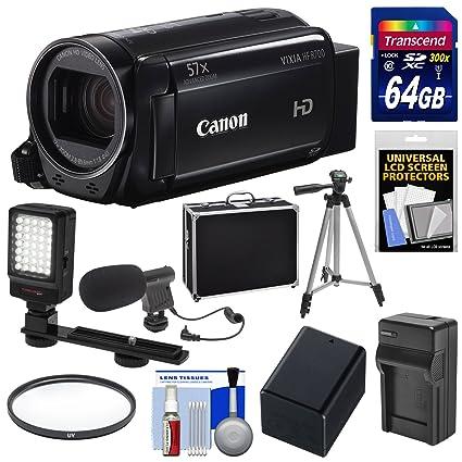 Amazon.com: Canon VIXIA HF R700 Vídeo HD 1080P Videocámara ...