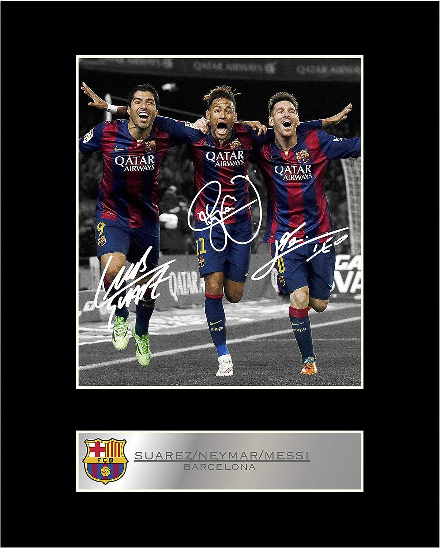 LIONEL MESSI POSTER Barcelona Barca FC Wall Art Photo Print A3 A4