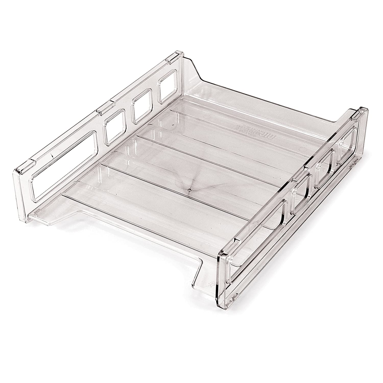 Stackable Desk Trays Front Loading Hostgarcia