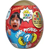 Ryan's World Toys Surprise Mystery Giant Egg, Gold