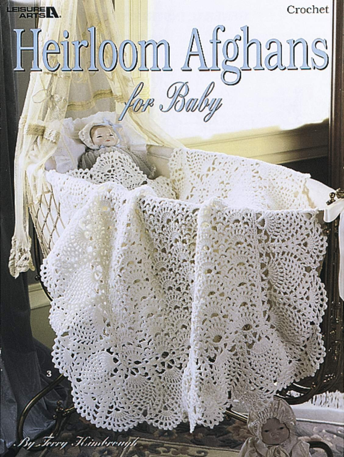 Heirloom afghans for baby leisure arts 3059 terry kimbrough heirloom afghans for baby leisure arts 3059 terry kimbrough 9781609004194 amazon books dt1010fo