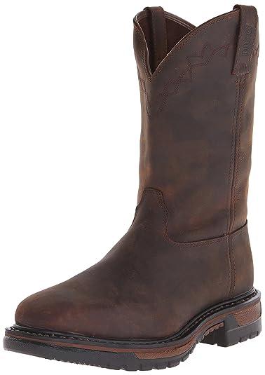 Rocky Men's RKW0117 Boot, Dark Brown, ...