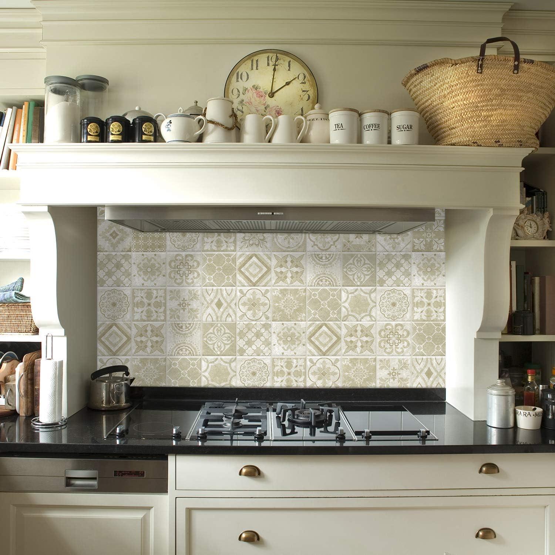 - Smart Tiles Peel And Stick Backsplash And Wall Tile Vintage