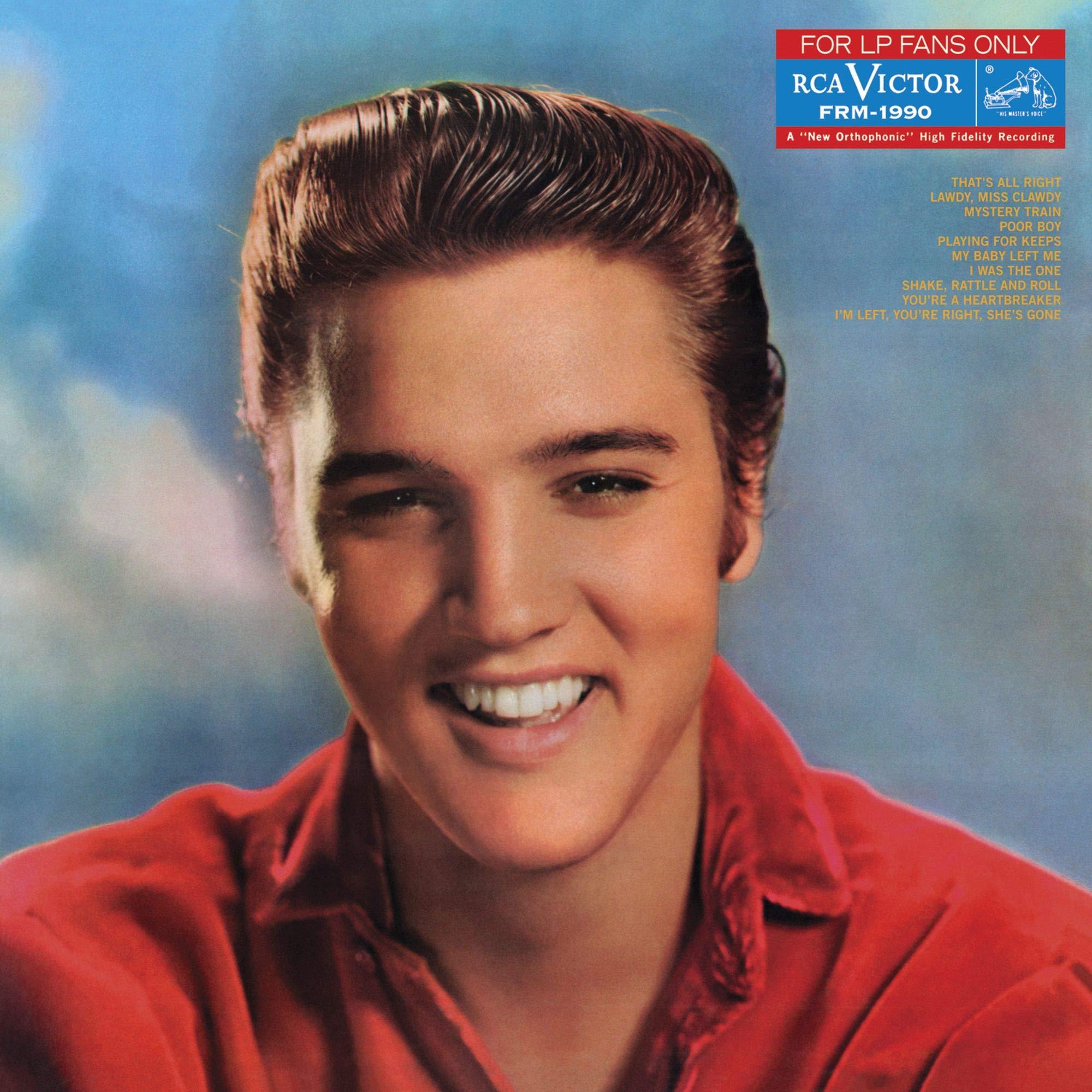 Vinilo : Elvis Presley - For Lp Fans Only (180 Gram Vinyl, Gatefold LP Jacket, Limited Edition, Audiophile, Colored Vinyl)