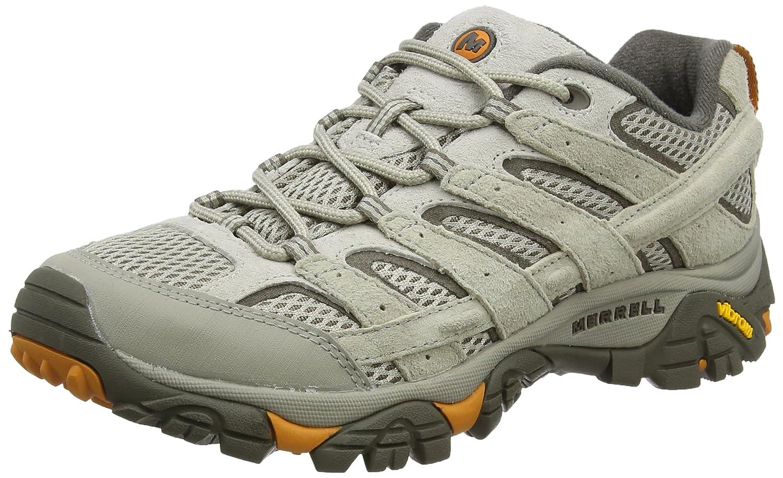 Merrell Women's Moab 2 Vent Hiking Shoe B07846TGDK 11 B(M) US|Aluminum