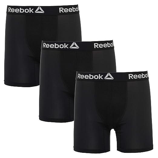 bb290290 Reebok Mens 3 Pack Performance Boxer Briefs