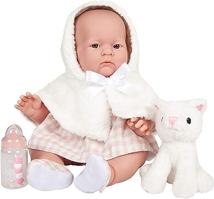"""Realistic 9.5/"""" Anatomically Correct Real B... JC Toys Mini La Newborn Boutique"""
