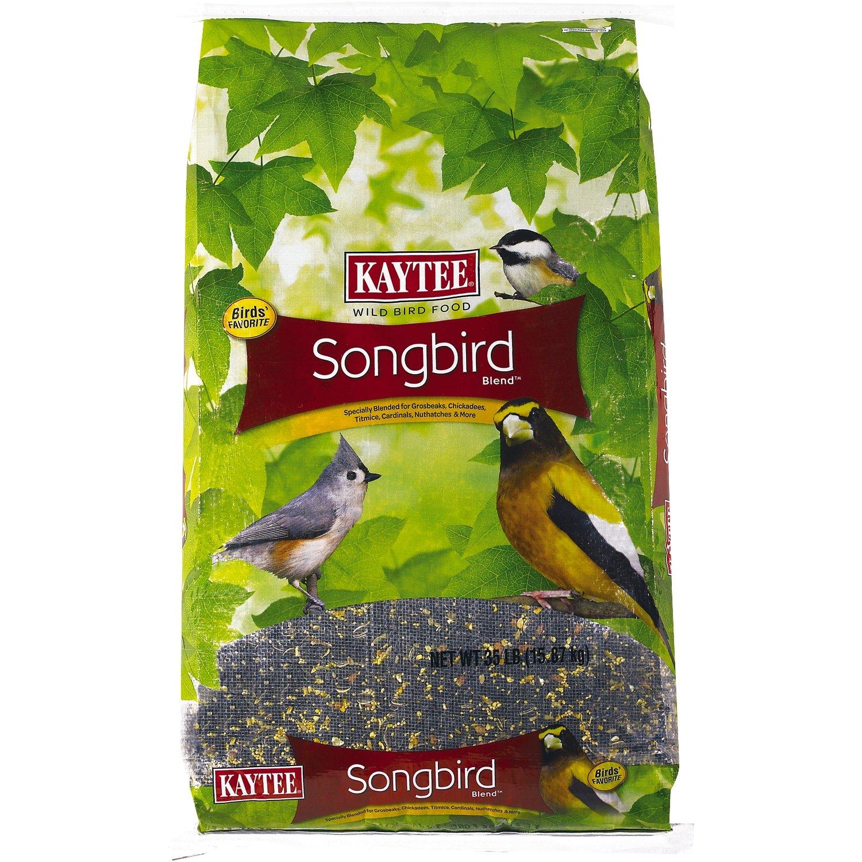 Kaytee Songbird Wild Bird Seed, 35-Pound by Kaytee